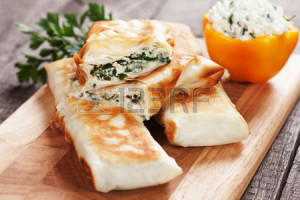 50325237-borek-or-pita-filo-pastry-with-cheese-and-spinach-filling